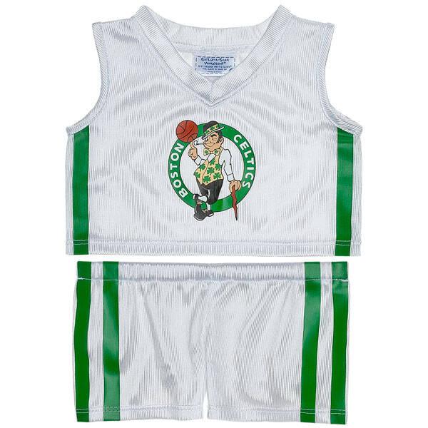 watch bd9b6 c87ee Boston Celtics Uniform 2 pc.