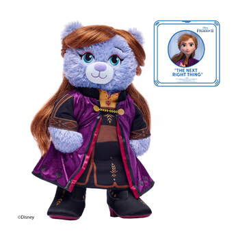 Disney Frozen 2 Anna Inspired Bear Travel Gift Set with Sound, , hi-res