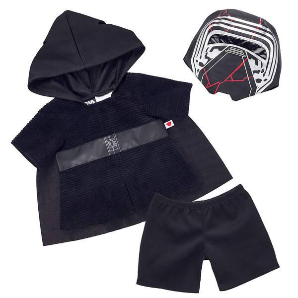Kylo Ren™ Costume 3 pc. - Build-A-Bear Workshop®