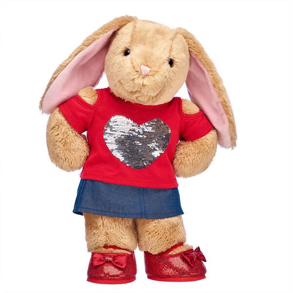 Pawlette Flip Sequin Heart Gift Set, , hi-res