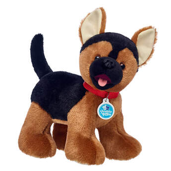 Promise Pets­­™ German Shepherd - Build-A-Bear Workshop®