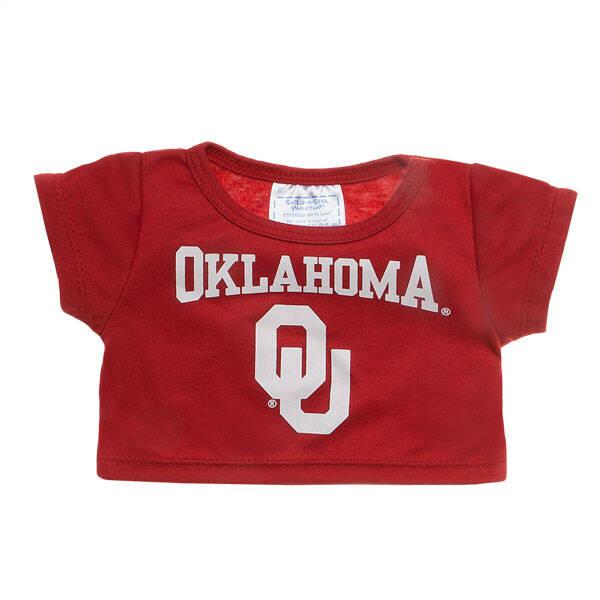 quality design e7c15 7458e University of Oklahoma T-Shirt