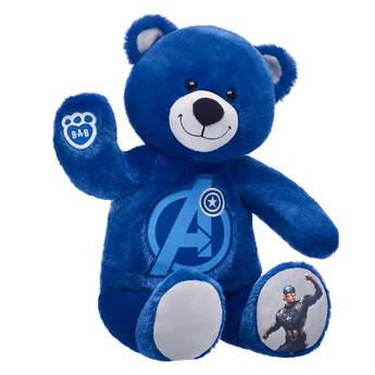 Captain America Bear - Build-A-Bear Workshop®