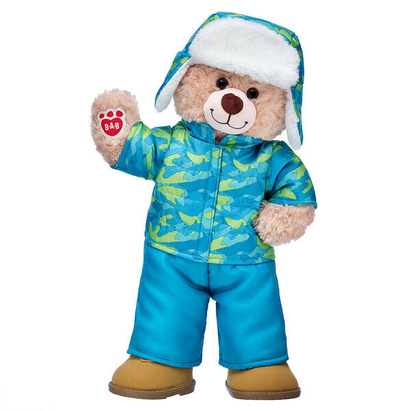 Online Exclusive Happy Hugs Teddy Snow Much Fun Gift Set, , hi-res