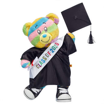 Oh, the Places You'll Go! Bear Class of 2020 Gift Set, , hi-res