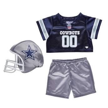 79fa81174 Dallas Cowboys Bear Gift Set