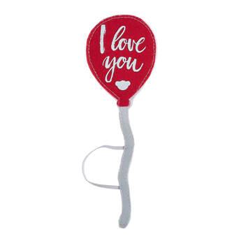 """I Love You"" Balloon Wrist Accessory - Build-A-Bear Workshop®"