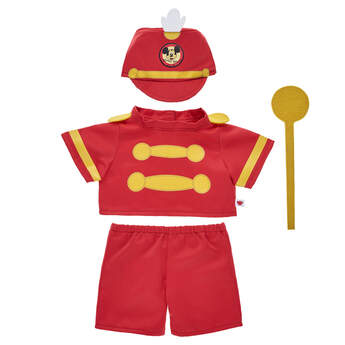Online Exclusive Mickey Mouse Bandleader Costume 4 pc. - Build-A-Bear Workshop®