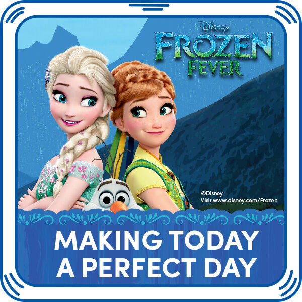 "Disney's Frozen Fever ""Making Today A Perfect Day"" Sound, , hi-res"