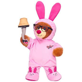 Online Exclusive A Christmas Story Bear Leg Lamp Gift Bundle, , hi-res