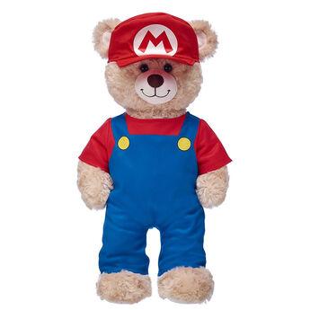 Mario Costume 2 pc., , hi-res