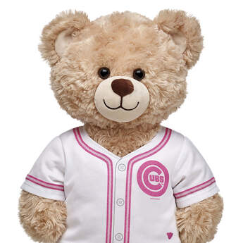 Root on the Chicago Cubs™ with this fun Major League Baseball™ jersey! This pink jersey will have your furry friend looking stylish at the ballpark. It's the perfect gift for the Cubs fan in your life! Major League Baseball trademarks and copyrights are used with permission of Major League Baseball Properties, Inc. Visit MLB.com