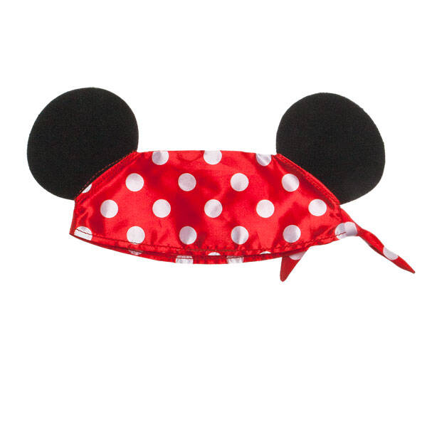 Ahoy there, matey! Any furry friend can become a pirate with this Pirate Mickey Mouse Ears Hat. Disney