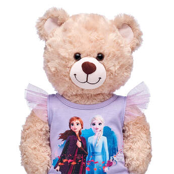 Disney Frozen 2 Purple T-Shirt - Build-A-Bear Workshop®