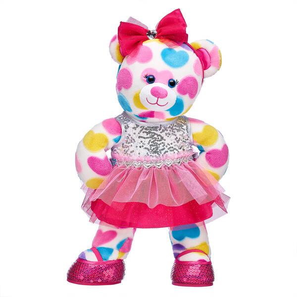 Big Hearts Bear Gift Set, , hi-res