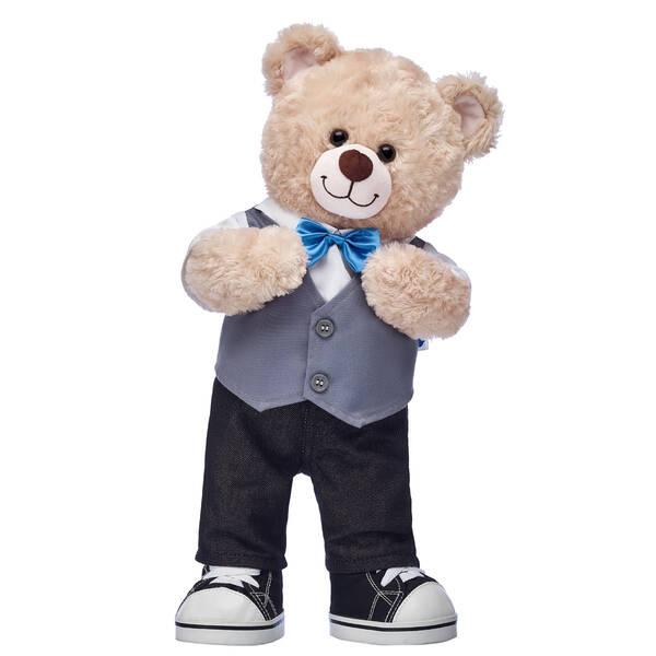 Online Exclusive Happy Hugs Teddy Business Gift Set, , hi-res