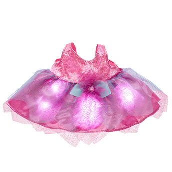 Pink Light-Up Fairy Dress, , hi-res