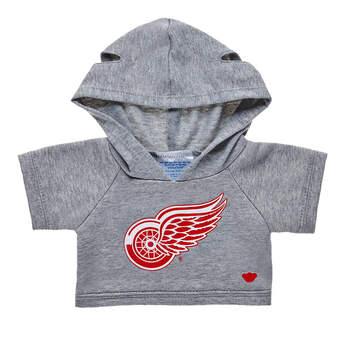 Detroit Red Wings® Hoodie - Build-A-Bear Workshop®