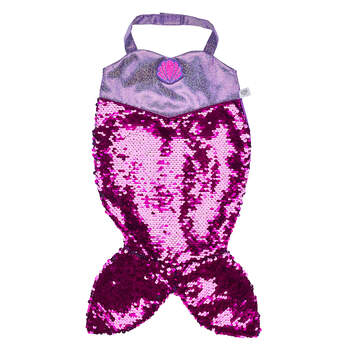 Flip Sequin Mermaid Costume - Build-A-Bear Workshop®