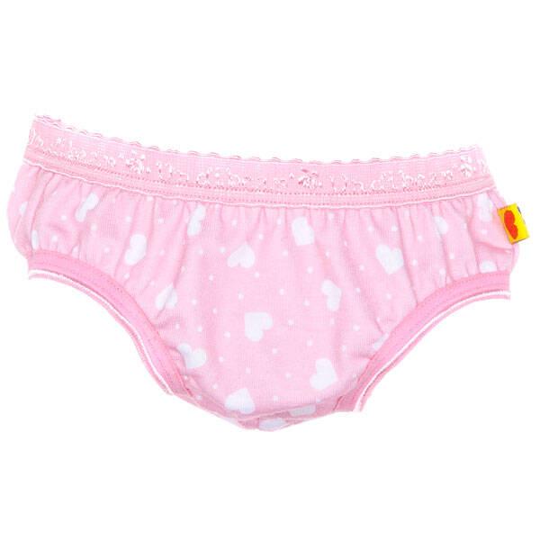 Pink Heart Panties - Build-A-Bear Workshop®