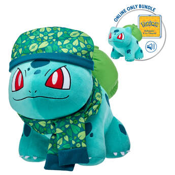 Online Exclusive Bulbasaur Bundle, , hi-res