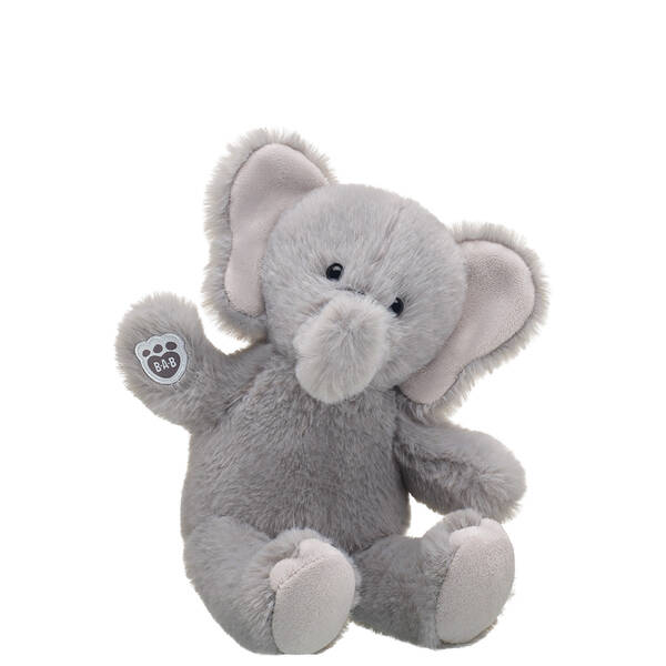 Online Exclusive Wildly Cute Elephant - Build-A-Bear Workshop®