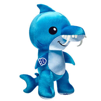 Online Exclusive Shark Week Saw Shark - Build-A-Bear Workshop®