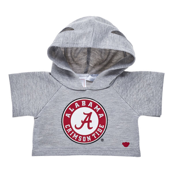 This bear-sized University of Alabama hoodie is the perfect way to get your furry friend ready for game day. Personalize a furry friend to make the perfect gift. Free shipping on orders over $45. Shop online or visit a store near you!