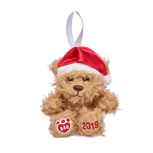 Timeless Teddy Christmas Ornament - Build-A-Bear Workshop®