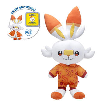Online Exclusive Scorbunny Bundle, , hi-res
