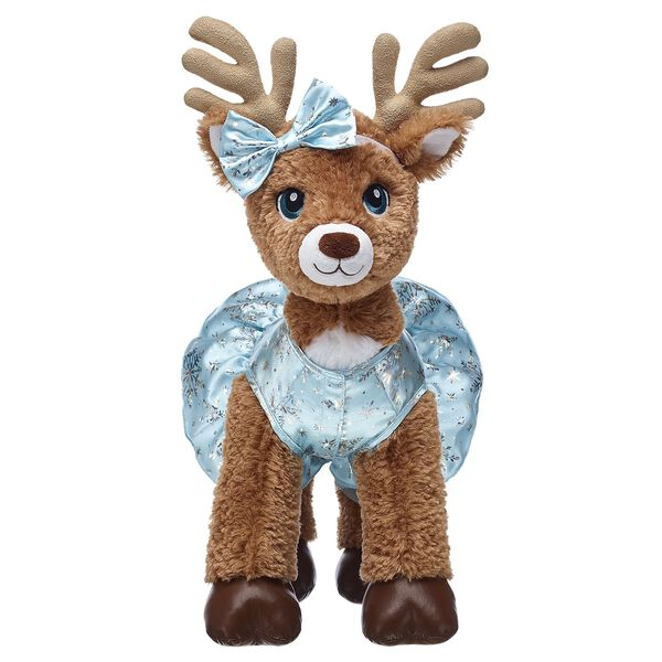 Snowflake Dress and Headband Set 2 pc., , hi-res