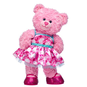 Pink Cuddles Teddy Gidget Gift Set, , hi-res