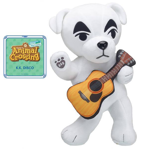 Animal Crossing™: New Horizons K.K. with Guitar and K.K. Disco Song Bundle, , hi-res