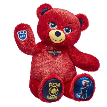 Captain Marvel Bear, , hi-res
