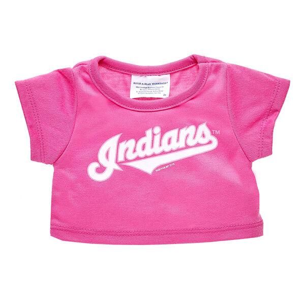 Pink Cleveland Indians™ T-Shirt, , hi-res