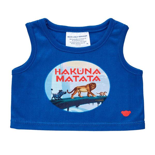 Disney The Lion King Hakuna Matata Tank Top - Build-A-Bear Workshop®