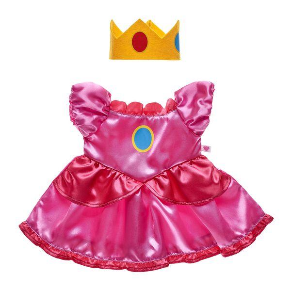 Princess Peach Costume 2 pc., , hi-res