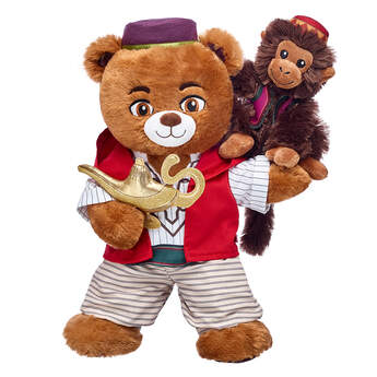 Deluxe Disney Aladdin Toys Gift Set - Build-A-Bear Workshop®