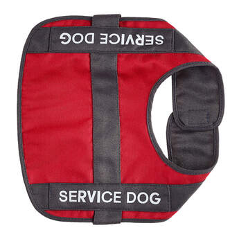 Promise Pets™ Service Dog Vest - Build-A-Bear Workshop®