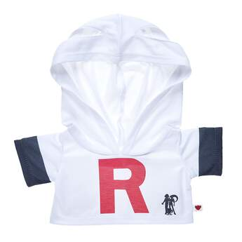 Meowth Team Rocket Hoodie - Build-A-Bear Workshop®