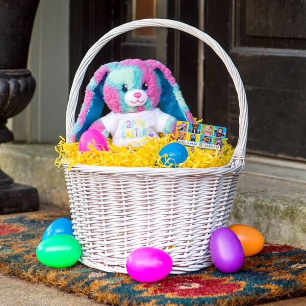 Online Exclusive Build-A-Bear Buddies™ Spring Bloom Bunny Easter Gift Set, , hi-res