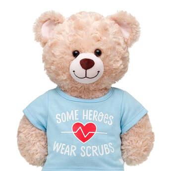 Online Exclusive Heroes Wear Scrubs T-Shirt - Build-A-Bear Workshop®