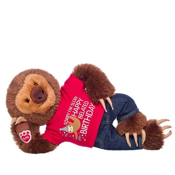 Sloth Belated Birthday Gift Set, , hi-res