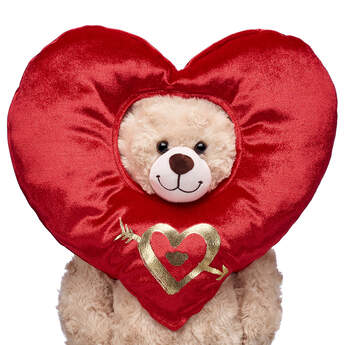 Red Heart Costume - Build-A-Bear Workshop®