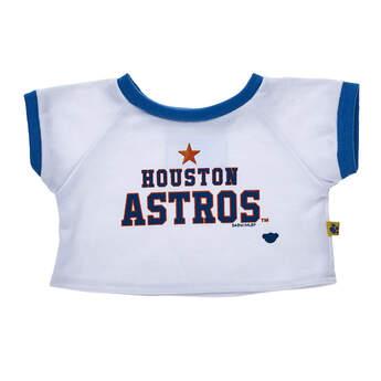 Houston Astros™ T-Shirt - Build-A-Bear Workshop®