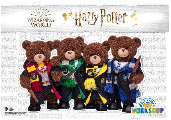 Harry Potter E-Gift Card - Build-A-Bear Workshop®