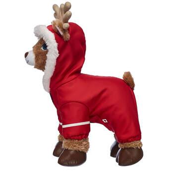 Red Reindeer Snowsuit - Build-A-Bear Workshop®