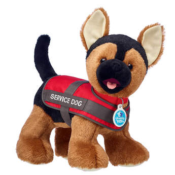 Promise Pets™ German Shepherd Service Dog Gift Set, , hi-res