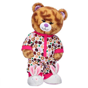Coconut Caramel Cookie Teddy Bear Set - Build-A-Bear Workshop®