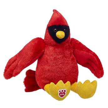 Cardinal Bird - Build-A-Bear Workshop®